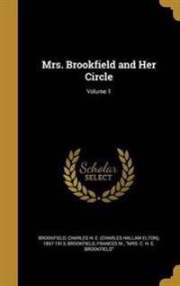 MRS BROOKFIELD & HER CIRCLE V0