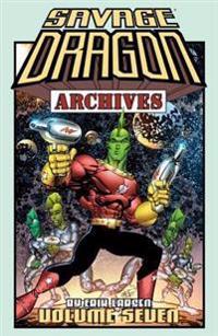 SAVAGE DRAGON ARCHIVES VOL. 7 #568