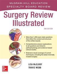 Surgery Review Illustrated 2/e