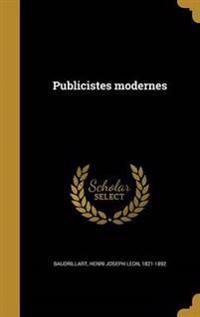 FRE-PUBLICISTES MODERNES