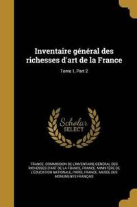 FRE-INVENTAIRE GENERAL DES RIC