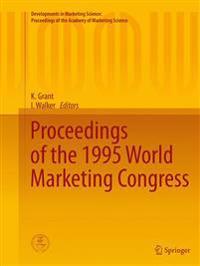 Proceedings of the 1995 World Marketing Congress
