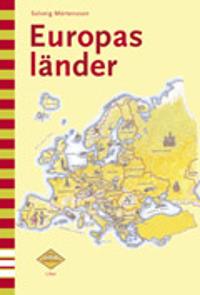 Lilla uppslaget Europas länder
