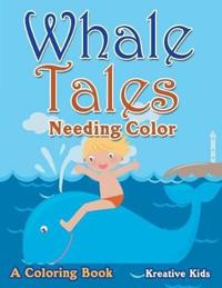 Whale Tales Needing Color