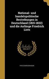 GER-NATL- UND HANDELSPOLITISCH