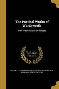 POETICAL WORKS OF WORDSWORTH