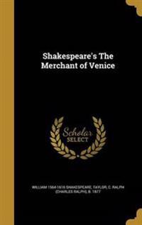 SHAKESPEARES THE MERCHANT OF V