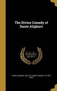 DIVINE COMEDY OF DANTE ALIGHIE