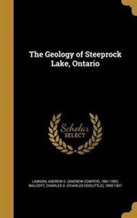 GEOLOGY OF STEEPROCK LAKE ONTA
