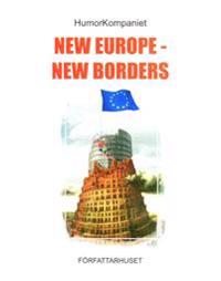 New Europe - new borders : international cartoon competition