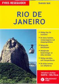 Rio de Janeiro (med karta)