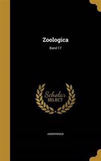 GER-ZOOLOGICA BAND 17