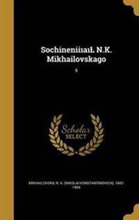 RUS-SOCHINENII A NK MIKHAILOVS