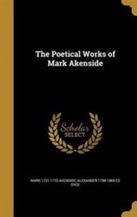 POETICAL WORKS OF MARK AKENSID