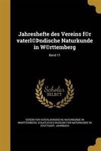 GER-JAHRESHEFTE DES VEREINS F(