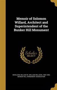 MEMOIR OF SOLOMON WILLARD ARCH