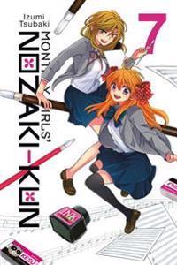 Monthly Girls' Nozaki-Kun 7