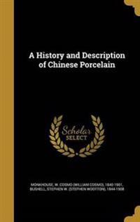 HIST & DESCRIPTION OF CHINESE