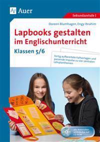Lapbooks gestalten im Englischunterricht 5-6