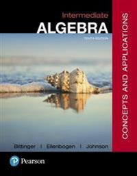 Intermediate Algebra: Concepts and Applications Plus Mymathlab -- Access Card Package