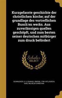 GER-KURZGEFASSTE GESCHICHTE DE