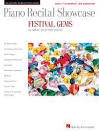 Piano Recital Showcase Festival Gems Book 1