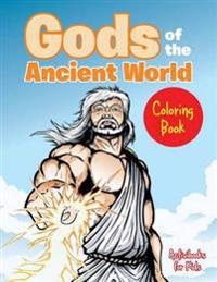 Gods of the Ancient World Coloring Book