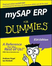 mySAPTM ERP For Dummies