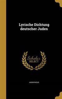 GER-LYRISCHE DICHTUNG DEUTSCHE