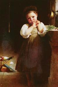 """Little Sulky"" by William-Adolphe Bouguereau - 1871: Journal (Blank / Lined)"