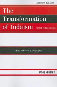 The Transformation of Judaism