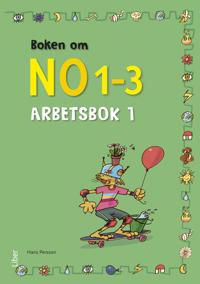 Boken om NO 1-3 Arbetsbok 1