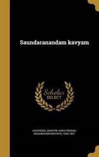 SAN-SAUNDARANANDAM KAVYAM
