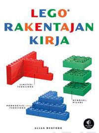 Lego - Rakentajan kirja