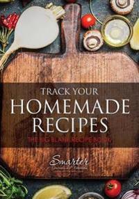 Track Your Homemade Recipes