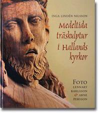 Medeltida träskulptur i Hallands kyrkor