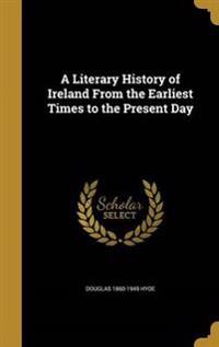 LITERARY HIST OF IRELAND FROM