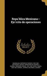 SPA-REPU BLICA MEXICANA--EJE R