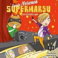 Supermarsu saa kilpailijan (cd)