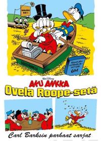 Barksin Parhaat sarjat 7: Ovela Roope-setä