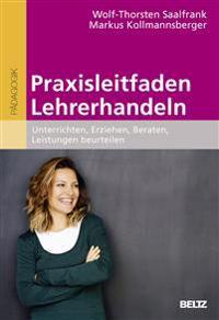 Praxisleitfaden Lehrerhandeln