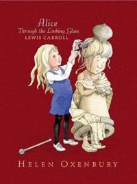 Alice Through The Looking Glass - Lewis Carroll - böcker (9780744557787)     Bokhandel