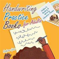 Handwriting Practice Books for Adults