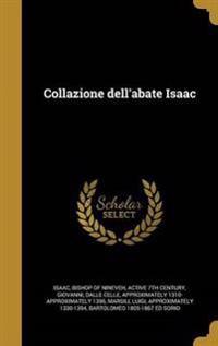 ITA-COLLAZIONE DELLABATE ISAAC