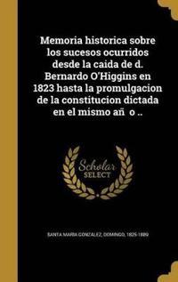 SPA-MEMORIA HISTORICA SOBRE LO