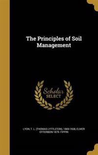 PRINCIPLES OF SOIL MGMT