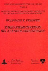 Therapiemotivation Bei Alkoholabhaengigen