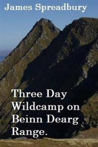 Three Day Wildcamp on Beinn Dearg Range.: Strath Vaich to Ullapool Traverse.