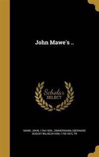GER-JOHN MAWES