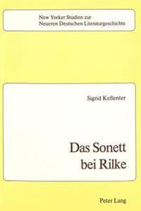 Das Sonett Bei Rilke